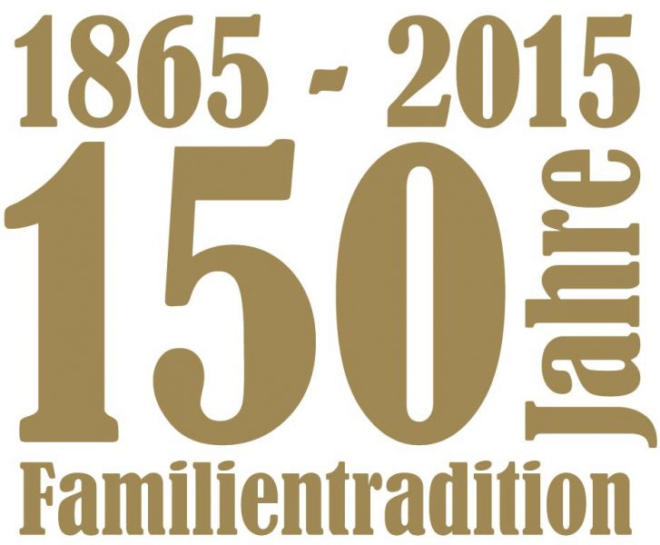 ueber 150 Jahre Familientradition